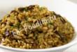 Рис восточный с грибами