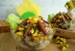 Салат с сухариками и колбасой, рецепт с фото